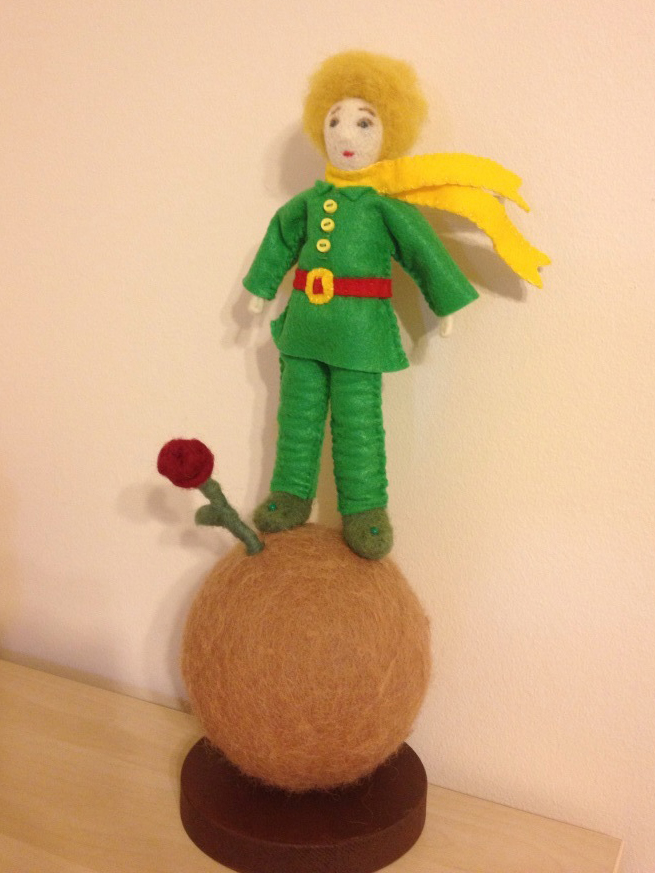 The Little Prince – version 1